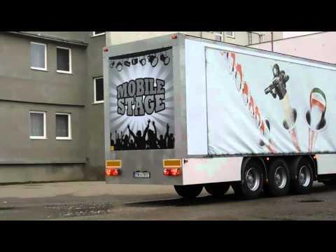 Mobile Stage - Slovakia, Humenné, Kamenica nad Cirochou