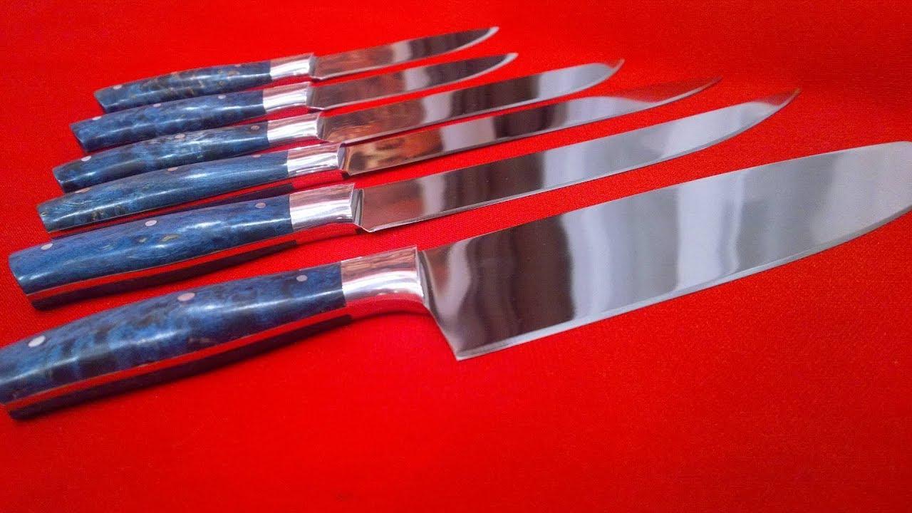 Кухонные ножи. Выбор кухонных ножей. Фото - YouTube