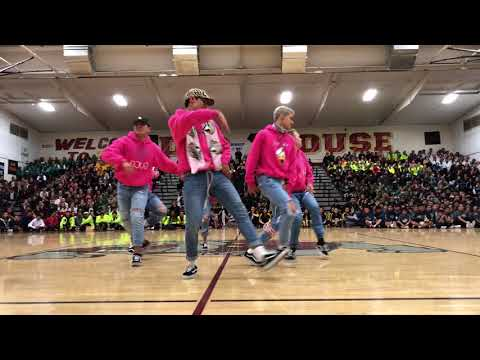Westco Hip Hop Performance at Westco Showdown 2018