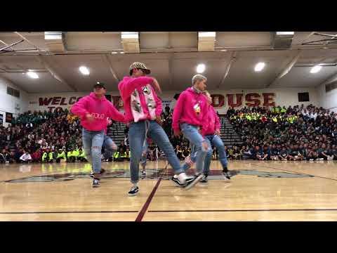 Westco Hip Hop Performance at Westco Showdown 2018