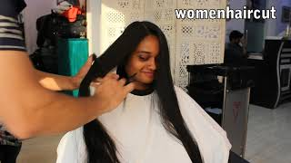 New Session With New look S #1 Epi# 1 ( Super Long Haircut )