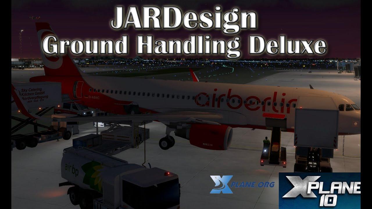 Ground Handling Deluxe