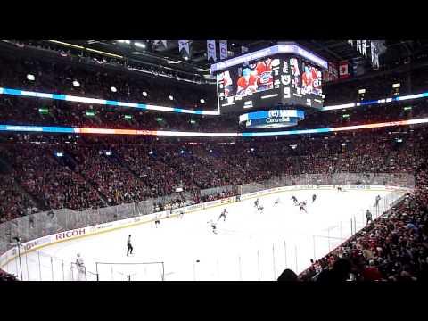 Centre Bell Crowd After Goal - Playoffs 2014