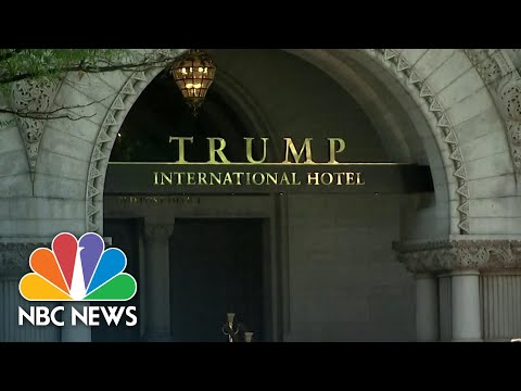 Banks, Businesses, Cities Pull Away From Trump As Term Comes To An End | NBC News NOW