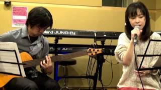 Bass arr. Kenji Takeda. Vocal Yuko Miyata. veillette bass.