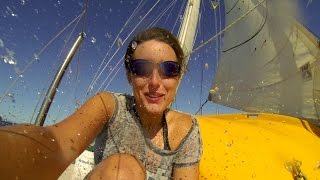 Hurricane holes and abandoned resorts, Sailing Sea of Cortez (Ep. 3) Resolute Sets Sail