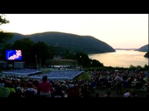 The West Point Band's Music Under the Stars concert series