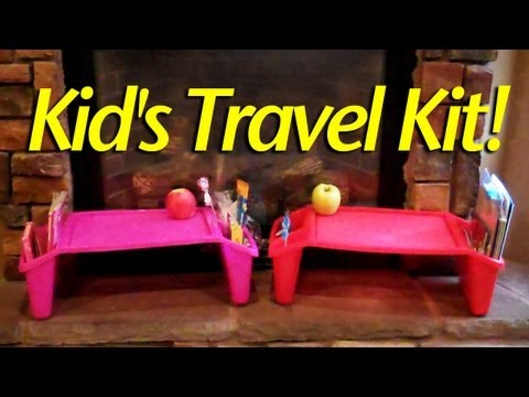 Kid's Travel Kit!!
