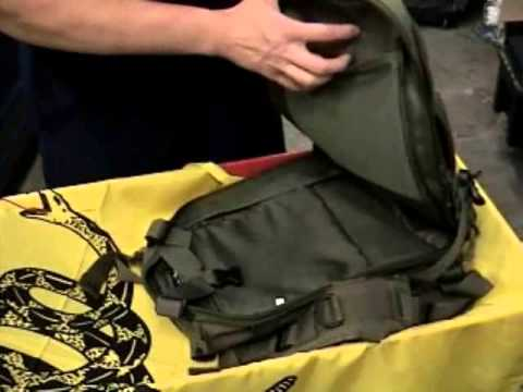 2dbfce4de5 Condor Compact Assault Pack Review - The Best Bug Out Bag  - YouTube