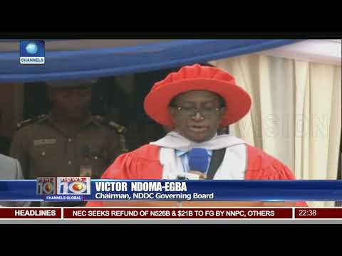 University Of Calabar Holds 31st Convocation Ceremony