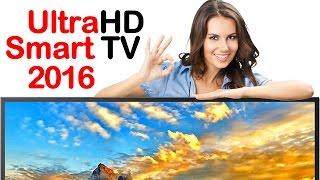 samsung 40JU6400 - 40JU6430 UltraHD Smart TV 2015 обзор и распаковка