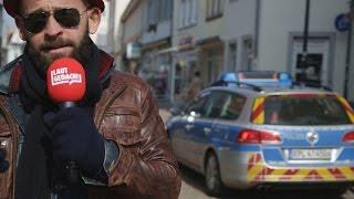 Polizeieinsatz während Dreharbeiten!   TV-Sendung Laut Gedacht