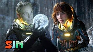 New Alien: Covenant Prologue Ties To Prometheus