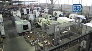 Завод по производству шаровых кранов ALSO (АЛСО), Челябинск