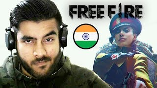 FREE FIRE HINDI - De Dana Dan VICTORY 🇮🇳 🤣 -