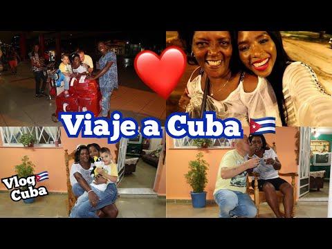 VIAJE A CUBA 2017!!! JUNTO A MI FAMILIA DESPUÉS DE 3 AÑOS | 5 Oct 2017