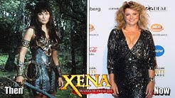 Xena Warrior Princess (1995) Cast Then And Now ★ 2020 (Before And After)
