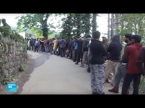 مدينة بوسنية تتحول إلى سجن للمهاجرين