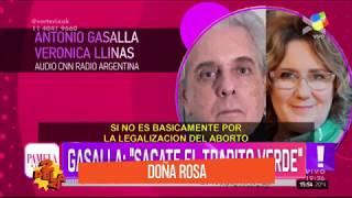 Doña Rosa en Dos Pelados (Viernes 12 de abril de 2019)