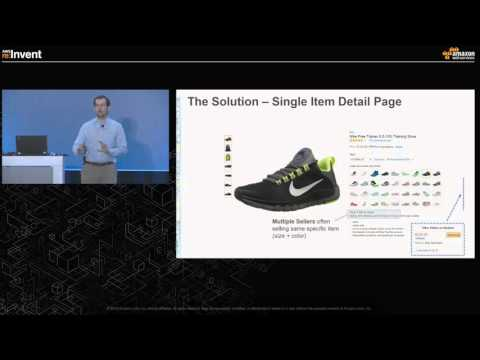 AWS re:Invent 2015 | (ARC310) Amazon.com's Catalog Contention and Cost with Amazon Kinesis