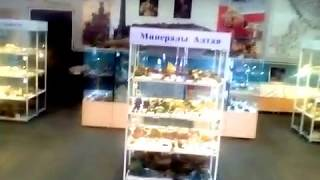 видео Музей «Мир камня»