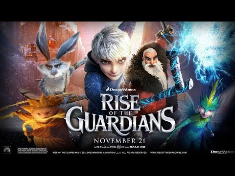 Rise Of The Guardians 2012 Official Trailer Youtube