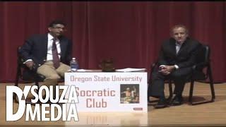 Dinesh D'Souza & Michael Shermer Debate Obamacare