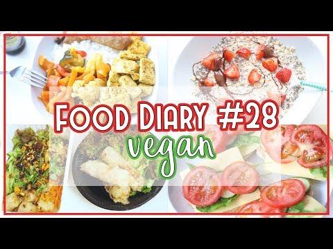 😔 Ich habe KEINE ZEIT & LUST zu kochen! - 🌱 vegan FOOD DIARY #28 - 4 Tage