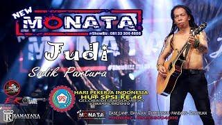 Gambar cover JUDI - (CEK SOUND) SODIK PANTURA -NEW MONATA - RAMAYA AUDIO