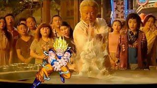 Martial Arts Chefs summons Super Saiyan Goku