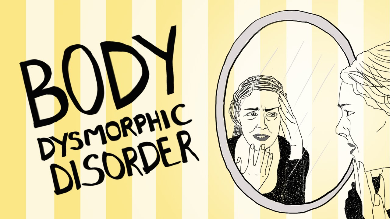 Image result for body dysmorphic disorder