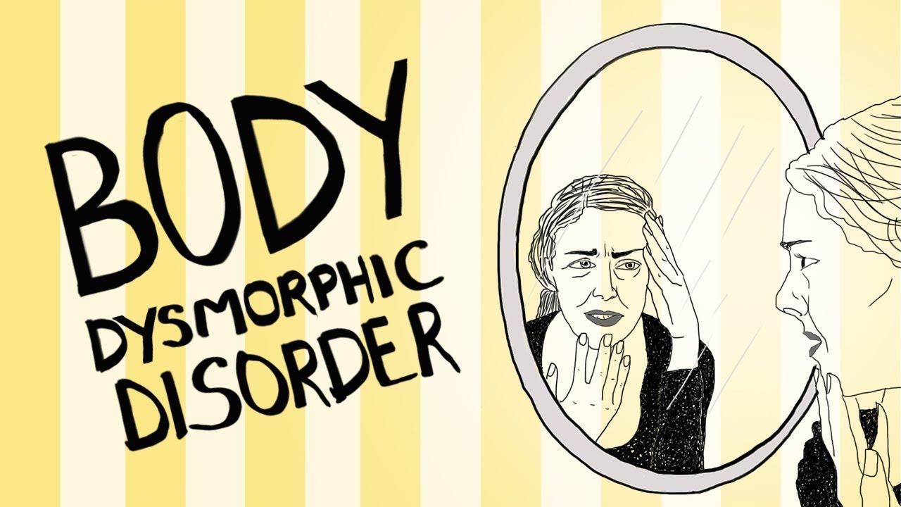 תוצאת תמונה עבור body dysmorphic disorder