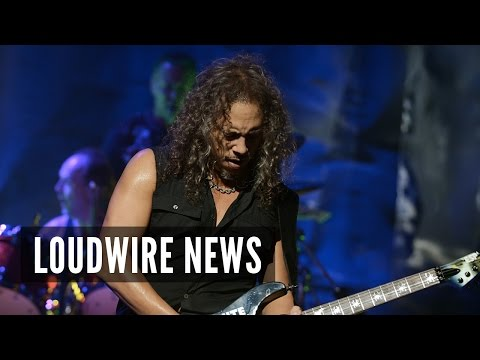 Metallica's Kirk Hammett Lashes Out Against President Trump + His Administration