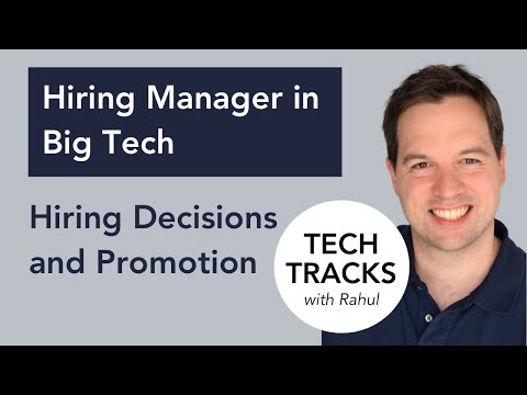 Who Decides Hiring Level + Promotion for Engineers in Big Tech? with @Pragmatic Engineer