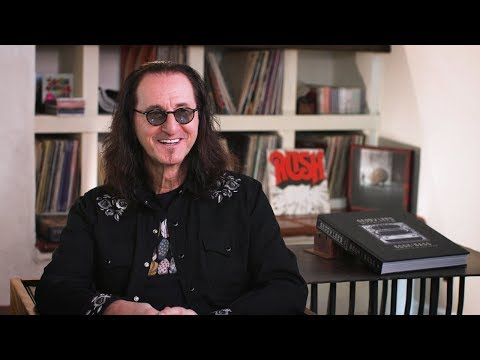 Geddy Lee On Rush And His Love Of Bass Guitar