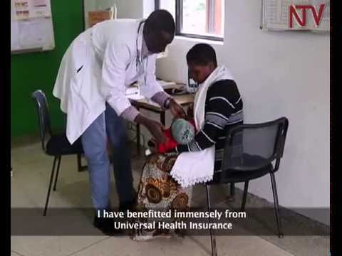 Rwanda's Story: Universal healthcare proves big success