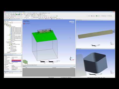 ANSYS Mechanical Part 3: Shock and Drop simulation