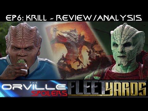 """Orville S01E06 """"Krill"""" Spoiler Review/Analysis - Fleetyards"""