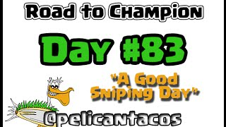 "Clash of Clans TH2 to Champion, Day 83: ""A Good Sniping Day"""