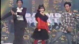 センチメンタル・ジャーニー 松本伊代&とんねるず.
