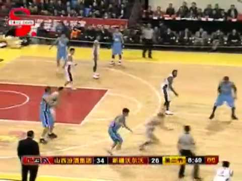 [11.23.11] Kenyon Martin CBA Debut with 16pts and 9rbs