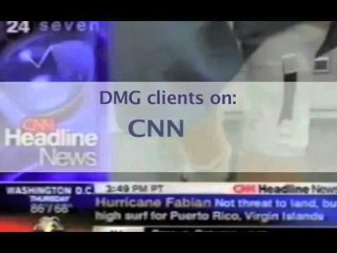 International news coverage for DMG Media Marketing Clients