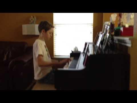 Rockin Robin Piano 11 year old