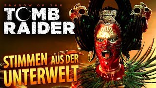 Shadow of the Tomb Raider #034 | Stimmen aus der Unterwelt | Gameplay German Deutsch thumbnail