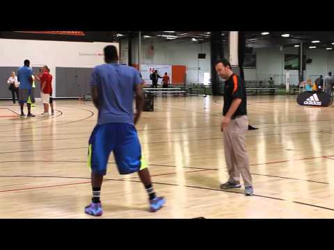 Iman Shumpert One on One: Through The Legs Crossover