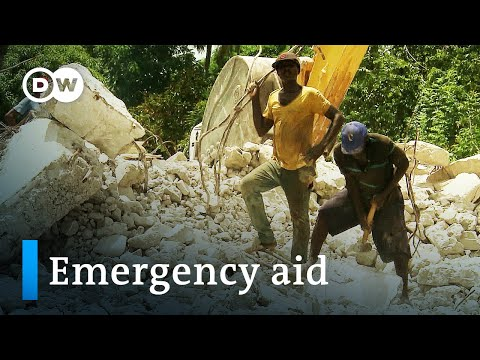 Help after the earthquake in Haiti | DW Documentary