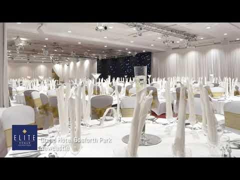 Grand Hotel Gosforth Park - Elite Venue Selection