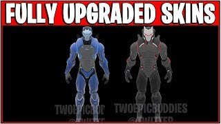 "*NEW* Fortnite: ""FULLY UPGRADED"" SKINS OFFICIALLY LEAKED! 