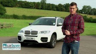 BMW X6 review - CarBuyer