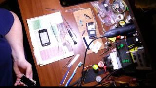 Замена тачскрина. GT-S5230(Подробное видео по замене тачскрина телефона samsung GT-S 5230., 2015-04-30T14:05:39.000Z)